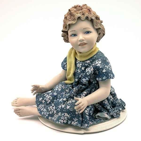 Figura niña Sibania
