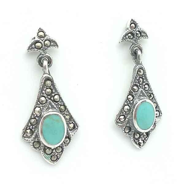 Earrings vintage type