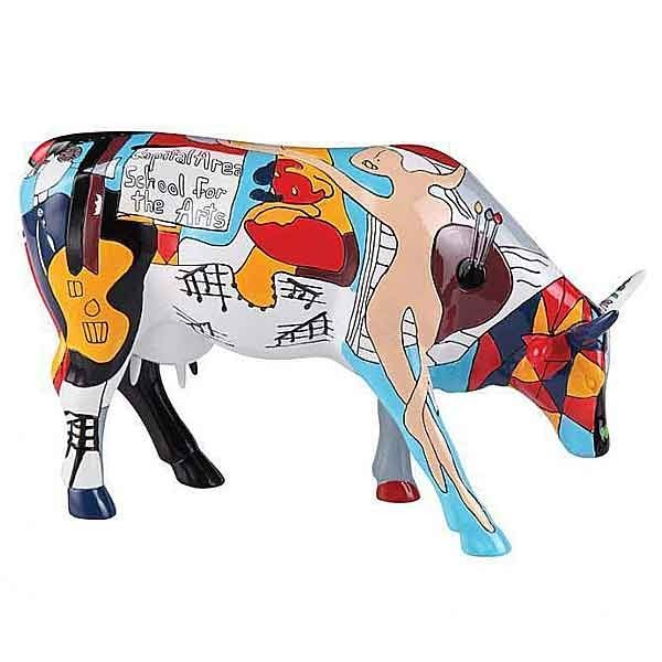Picowso's School for thr Arts Cow