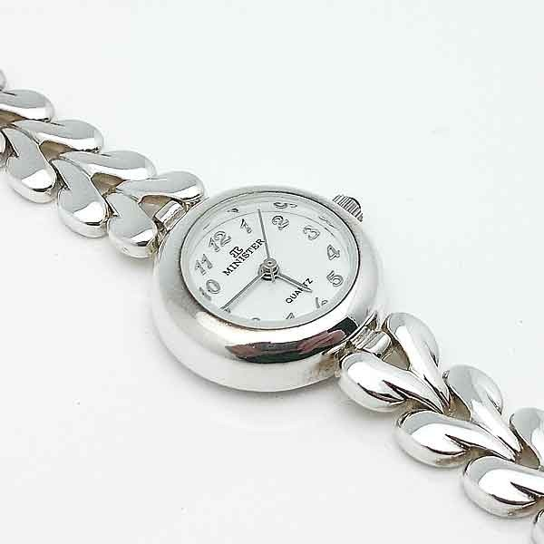 Reloj plata de ley para señora