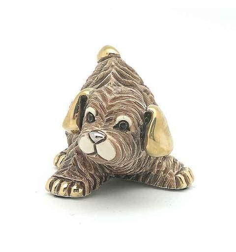 Perro marrón baby