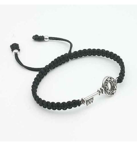 Bracelet with Silver Key