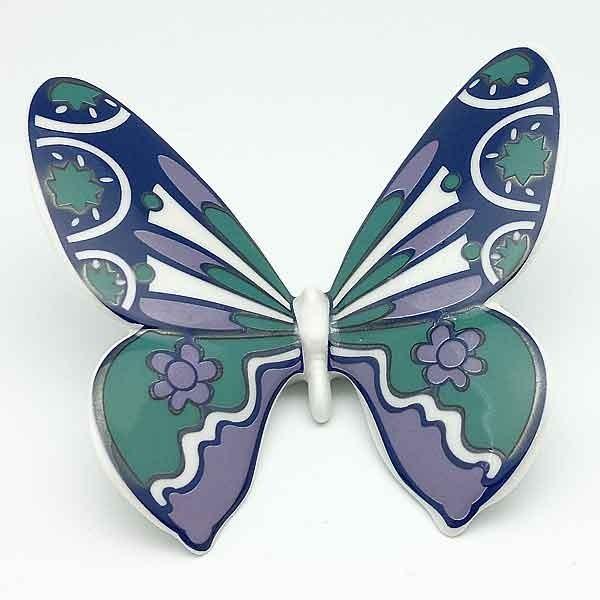 Mariposa Galos, pequeña.