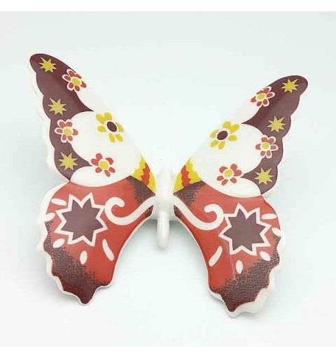 Butterfly porcelain