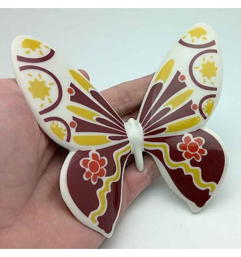Butterfly porcelain, Galos.