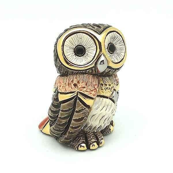 Eastern screech owl, Baby
