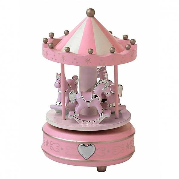 Musical Carousel Baby