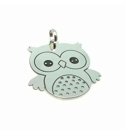 Large owl pendant