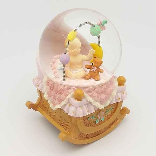 Snowball with crib