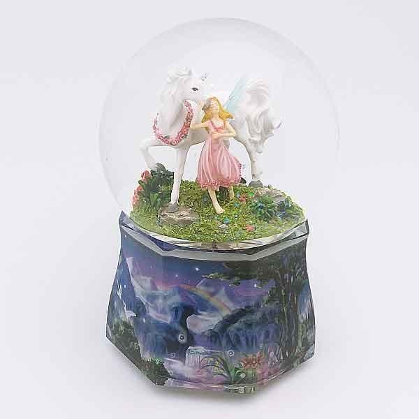 Bola de nieve, princesa