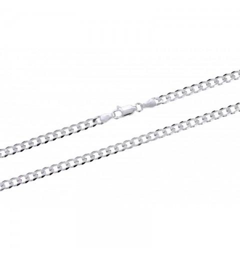 Barbado chain, silver