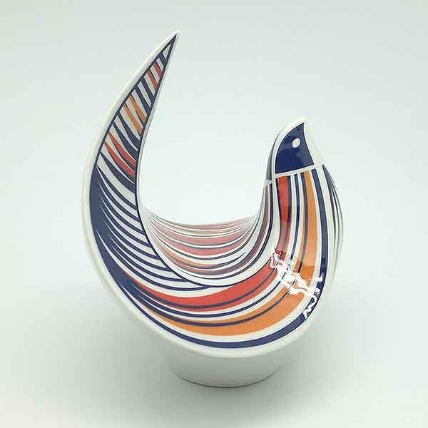 Dove of porcelain, Galos.