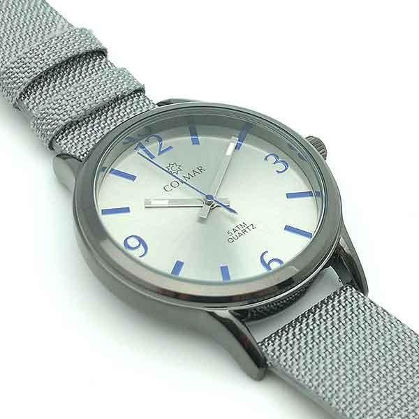 Reloj unisex color gris