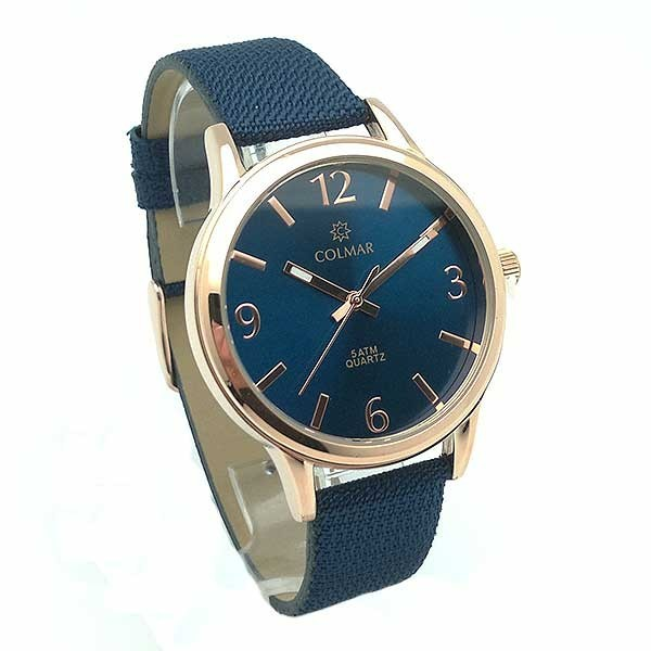 Blue lady watch
