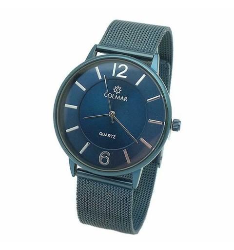 Unisex watch, blue color