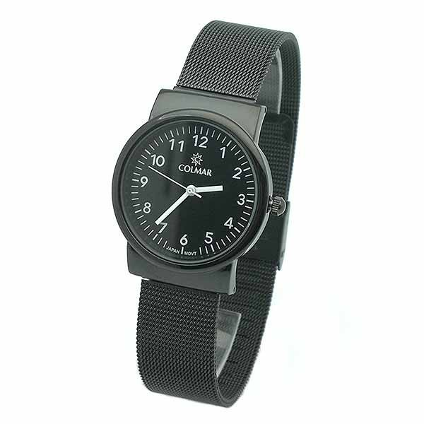Womens watch, black.