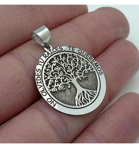 Pendant, tree of life