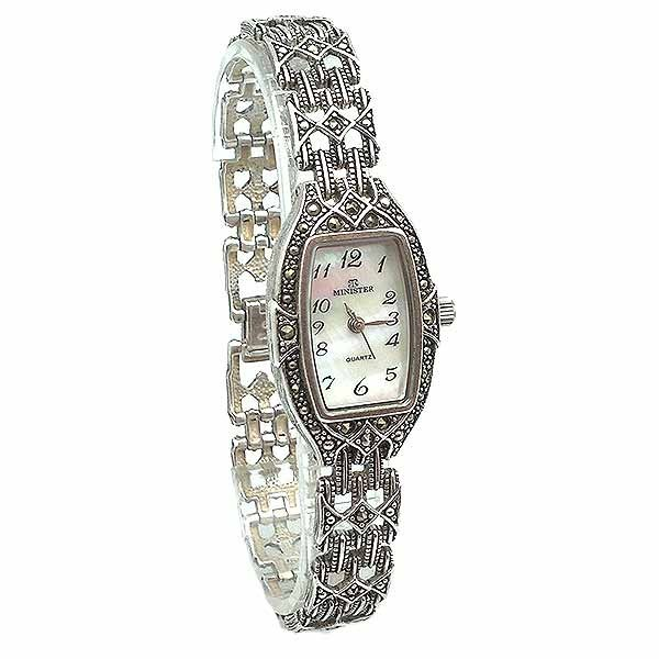 Sterling silver watch