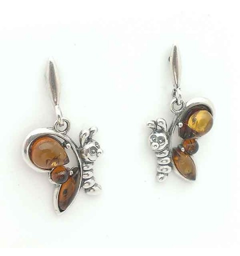 Bee Earrings