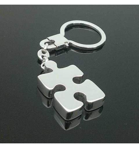 Llavero puzzle 3D