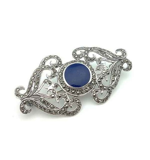 Old Style Brooch