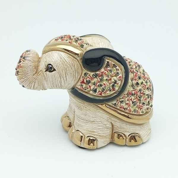 Beige elephant