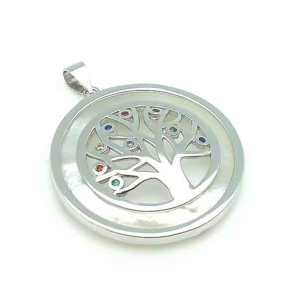 Tree life pendant