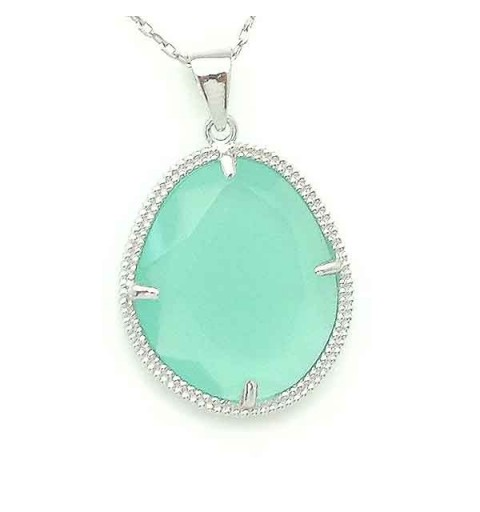 Pendant, light green