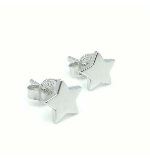 Earrings star