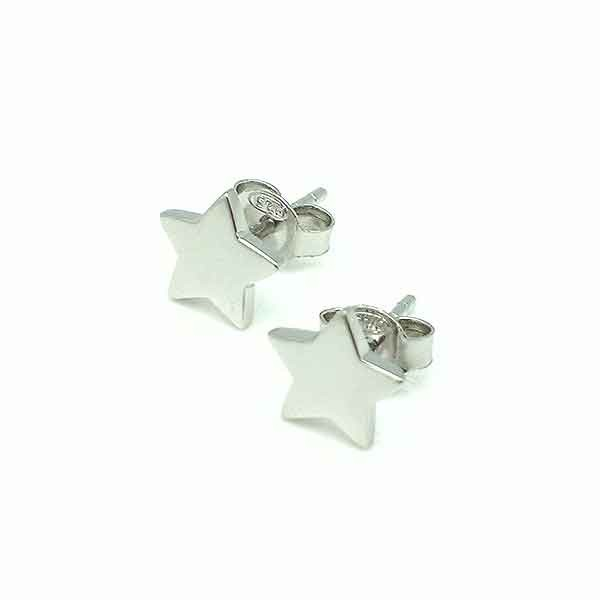 Earrings star