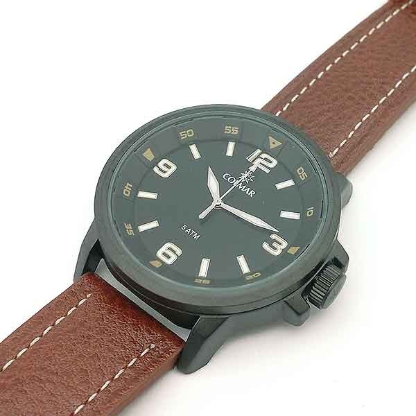 Brown Mens Watch