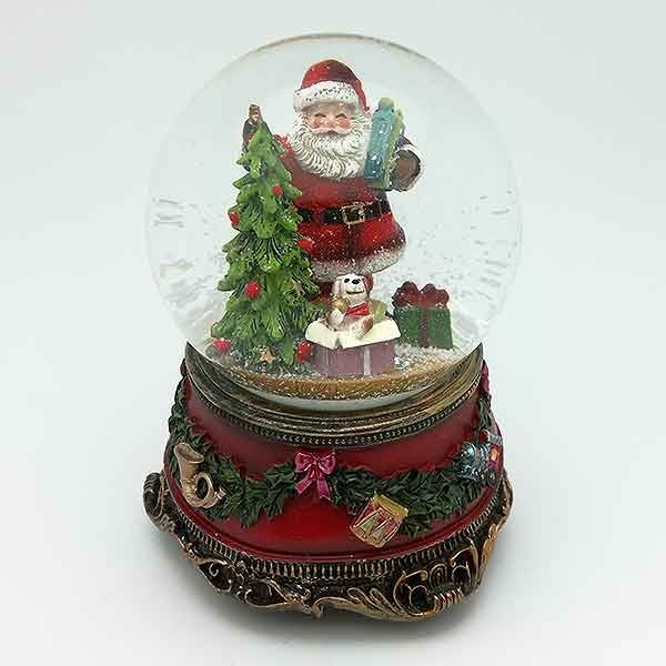 Bola Navideña Santa Claus
