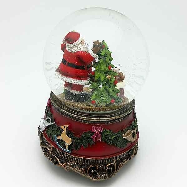Santa Claus Christmas Ball