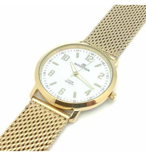 Reloj señora chapado