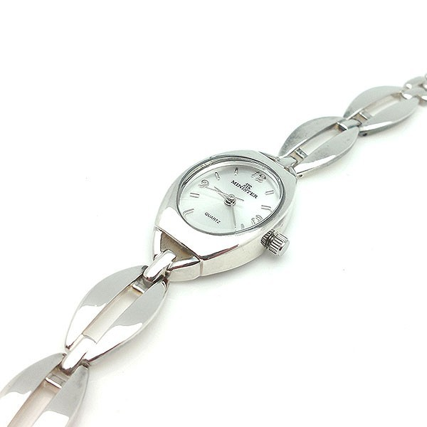 Sterling silver lady watch