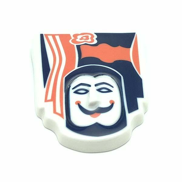 Máscara Boteiro Galos