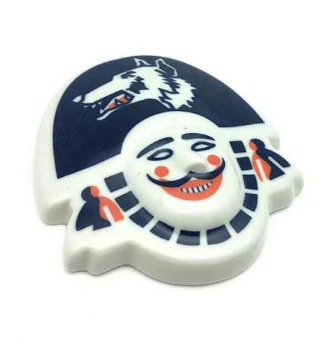Máscara Cigarrón Lobo
