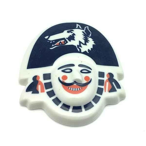 Wolf Cigarrón Mask