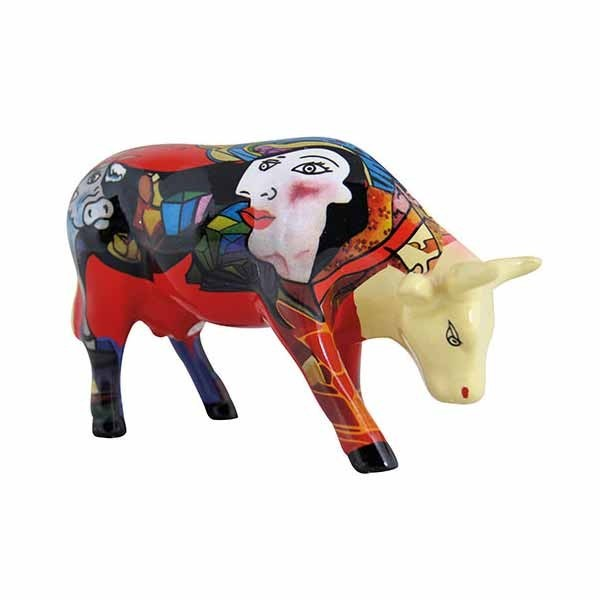 Homage to Picowso´s African Period Cow