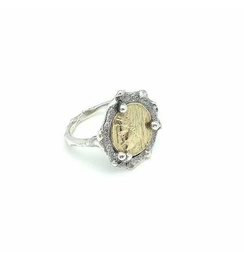 Roman Coin ring