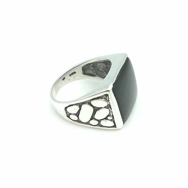 Silver seal ring