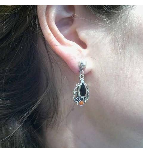 Tear Jet Earrings
