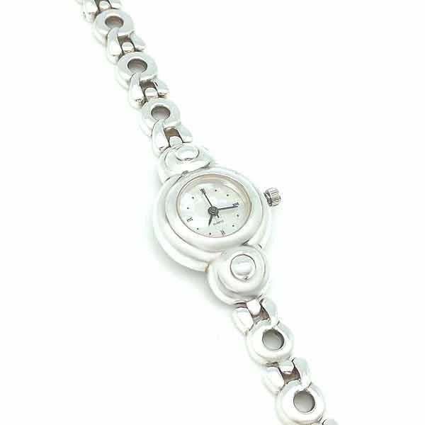Reloj plata