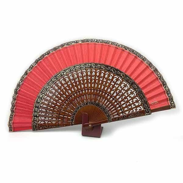 Brown fan
