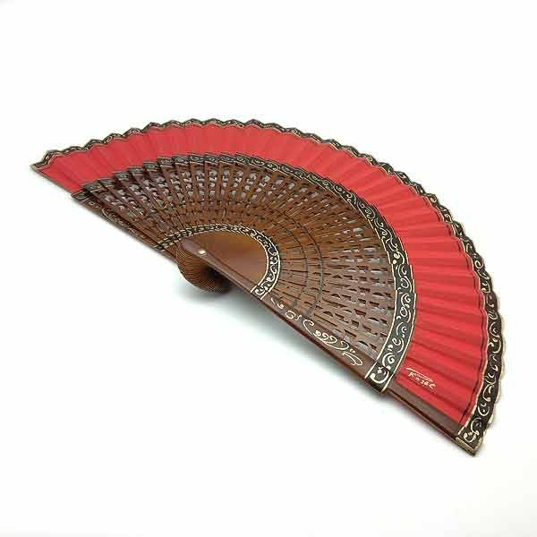 Brown fan