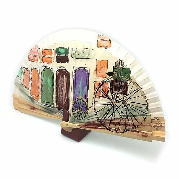Unicycle fan