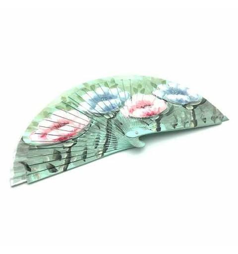 Green fan