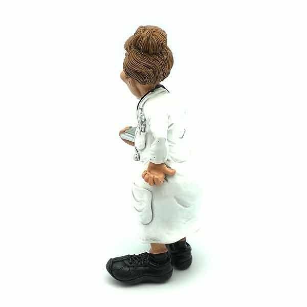 Female doctor figure