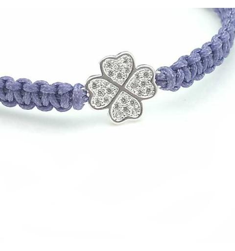 Clover bracelet