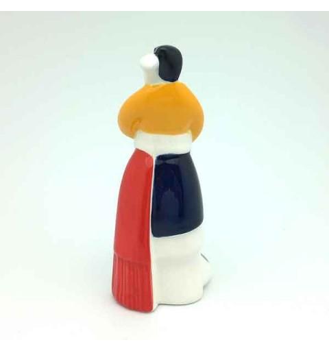 Piper red sash